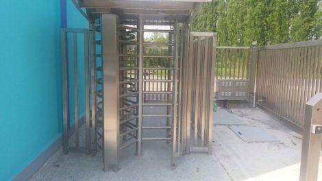 Opera in ferro - B e B Ferro - Lavorazione Metalli